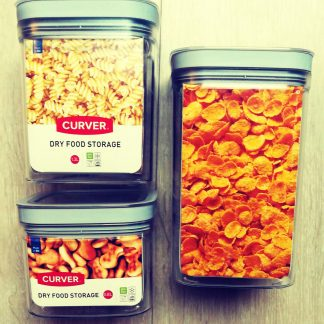 "Boite Alimentaire ""Dry Food"""